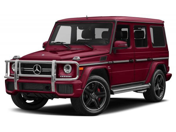 Mercedes-Benz AMG G 63 2017 $158275.00 incacar.com