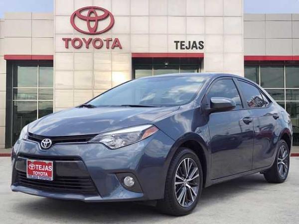 Toyota Corolla 2016 $16995.00 incacar.com