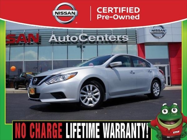 Nissan Altima 2017 $16997.00 incacar.com