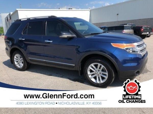 Ford Explorer 2012 $16995.00 incacar.com