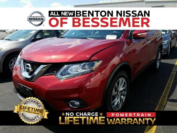 Nissan Rogue 2015 $23990.00 incacar.com
