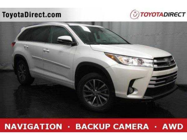 Toyota Highlander 2018 $42019.00 incacar.com