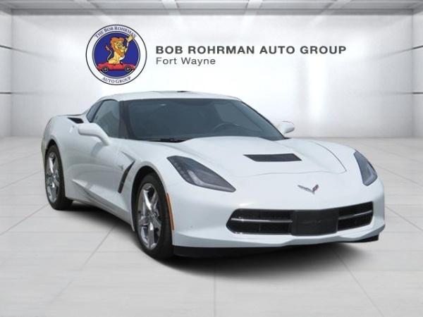 Chevrolet Corvette 2014 $47769.00 incacar.com