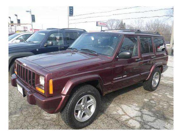 Jeep Cherokee 2000 $8988.00 incacar.com