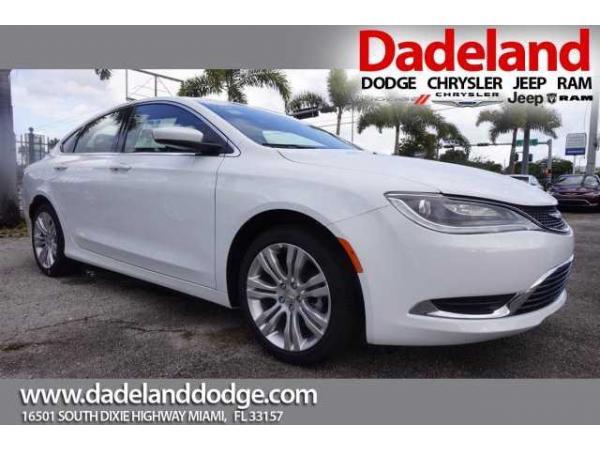 Chrysler 200 2016 $21056.00 incacar.com