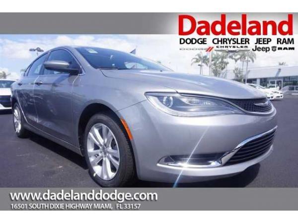 Chrysler 200 2016 $20054.00 incacar.com
