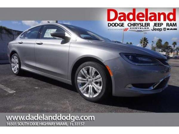 Chrysler 200 2016 $21169.00 incacar.com