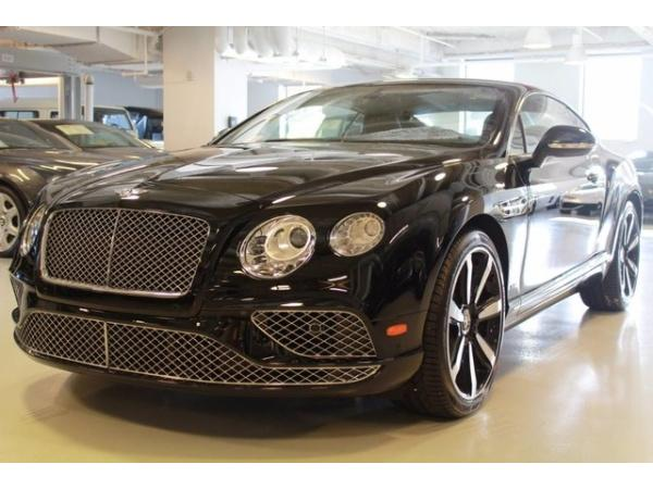 Bentley Continental 2017 $218888.00 incacar.com