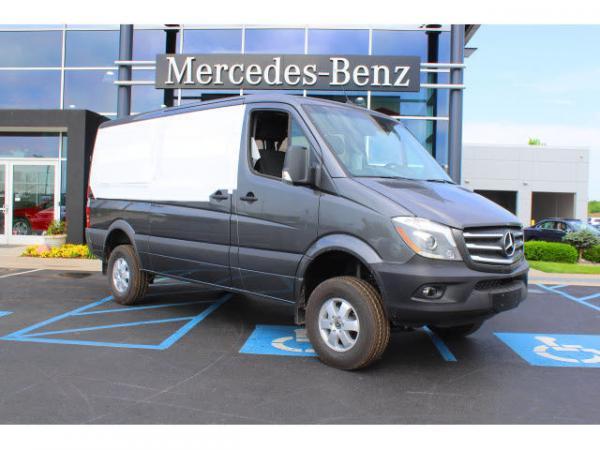 Mercedes-Benz Sprinter 2018 $56646.00 incacar.com