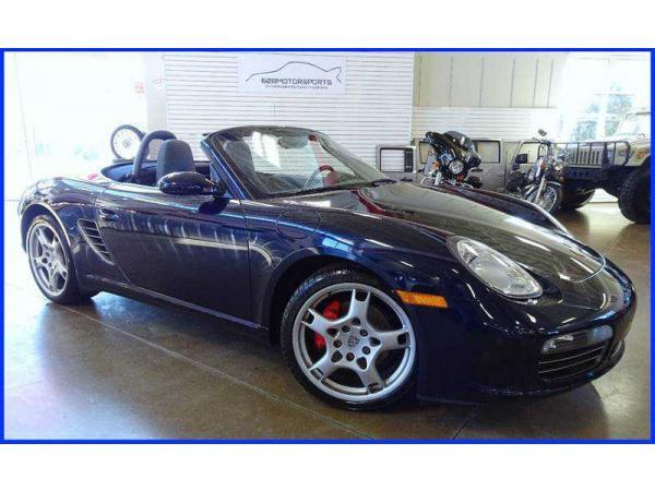 Porsche Boxster 2005 $21999.00 incacar.com