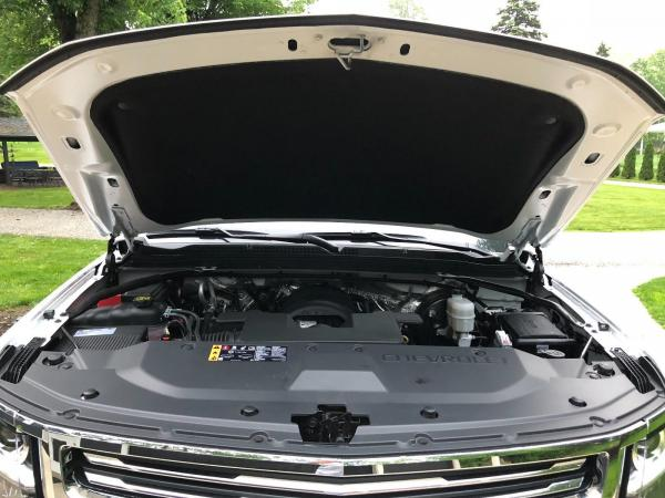 Chevrolet Suburban 2017 $57700.00 incacar.com