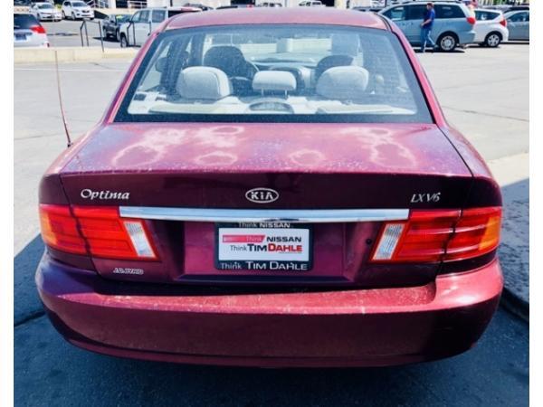 Kia Optima 2002 $1500.00 incacar.com