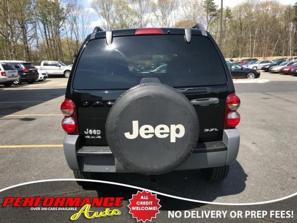 Jeep Liberty 2005 $5991.00 incacar.com