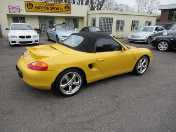 Porsche Boxster 2001 $11995.00 incacar.com