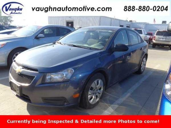 Chevrolet Cruze 2013 $4879.00 incacar.com