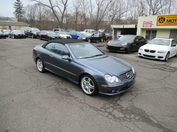 Mercedes-Benz CLK 2005 $18995.00 incacar.com