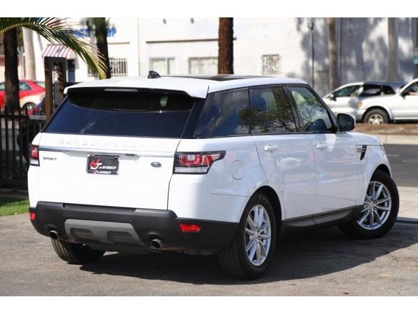 Land Rover Range Rover Sport 2017 $56880.00 incacar.com