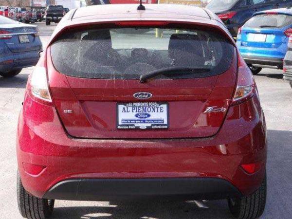 Ford Fiesta 2017 $14229.00 incacar.com