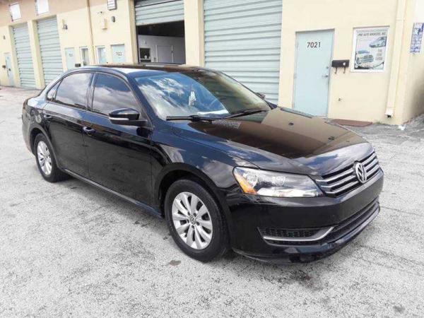 Volkswagen Passat 2013 $4798.00 incacar.com