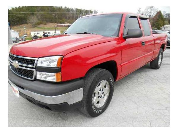 Chevrolet Silverado 1500 2006 $4900.00 incacar.com
