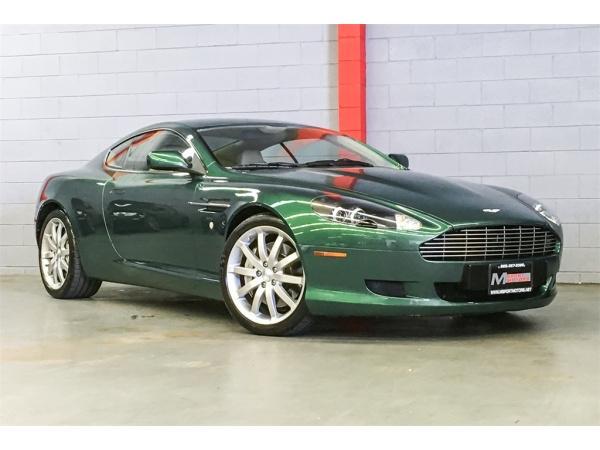 Aston Martin DB9 2005 $49998.00 incacar.com