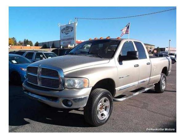 Dodge Ram 3500 Truck 2005 $15950.00 incacar.com