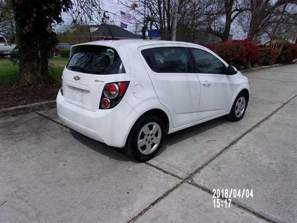 Chevrolet Sonic 2013 $4885.00 incacar.com