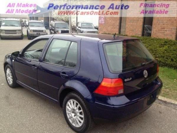 Volkswagen Golf 2005 $5366.00 incacar.com