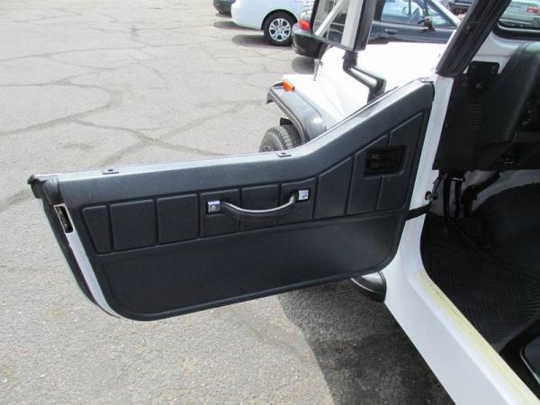 Jeep Wrangler 1995 $7495.00 incacar.com