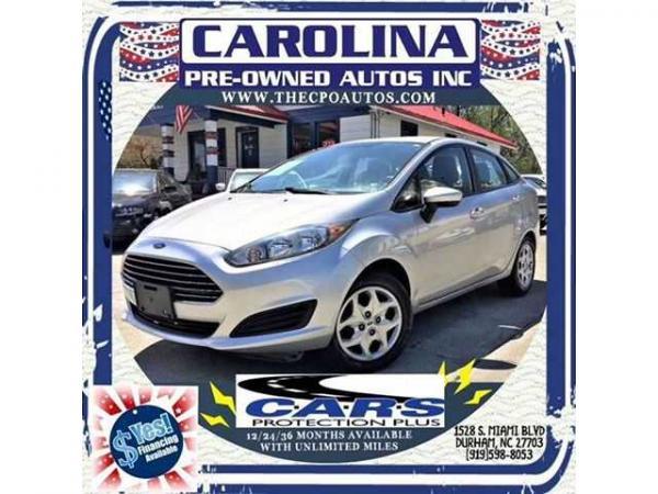 Ford Fiesta 2014 $4795.00 incacar.com