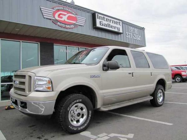Ford Excursion 2005 $7388.00 incacar.com
