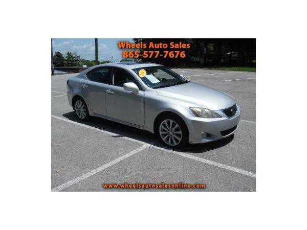 Lexus IS 250 2007 $5990.00 incacar.com