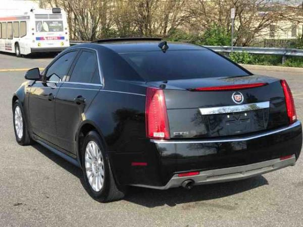 Cadillac CTS 2011 $5450.00 incacar.com