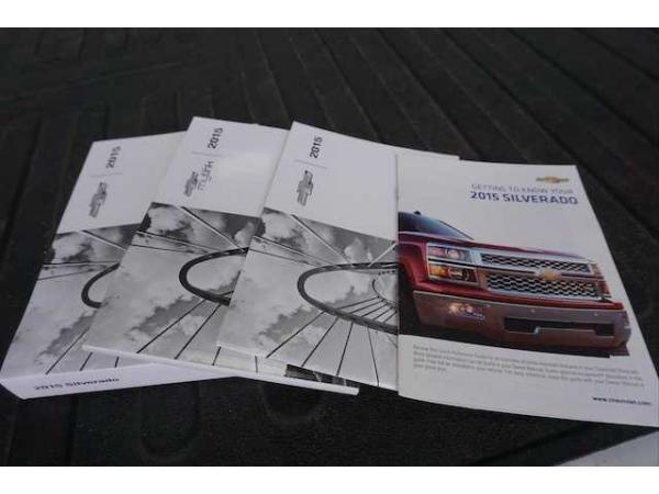 Chevrolet Silverado 1500 2015 $28999.00 incacar.com