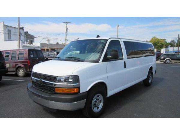 Chevrolet Express 2016 $24380.00 incacar.com