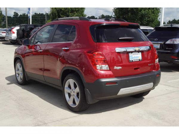 Chevrolet Trax 2015 $11997.00 incacar.com