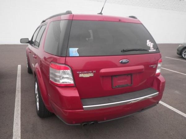 Ford Taurus X 2009 $5700.00 incacar.com