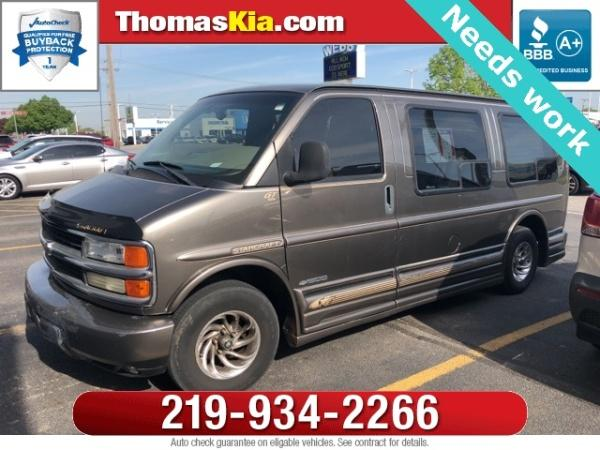 Chevrolet Express Passenger 2002 $1500.00 incacar.com