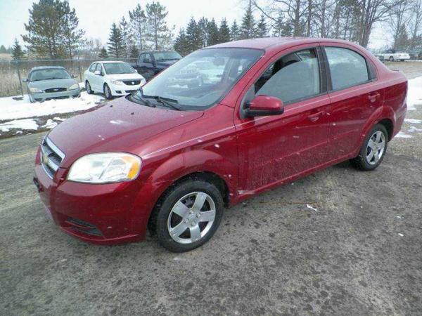 Chevrolet Aveo 2011 $3995.00 incacar.com
