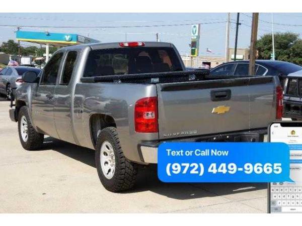 Chevrolet Silverado 1500 2013 $12900.00 incacar.com
