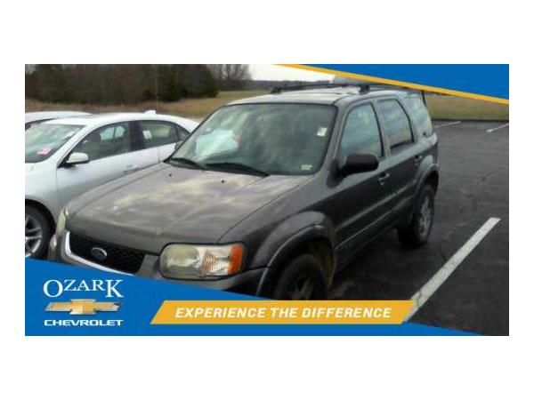 Ford Escape 2004 $3973.00 incacar.com