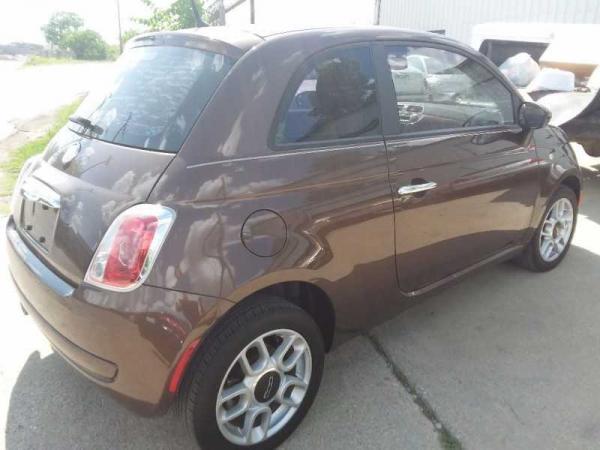 Fiat 500 2013 $3900.00 incacar.com