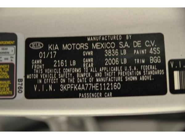Kia Forte 2017 $11986.00 incacar.com