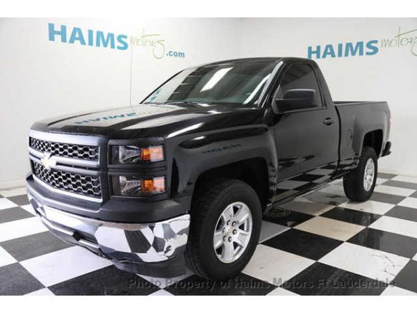 Chevrolet Silverado 1500 2014 $14588.00 incacar.com