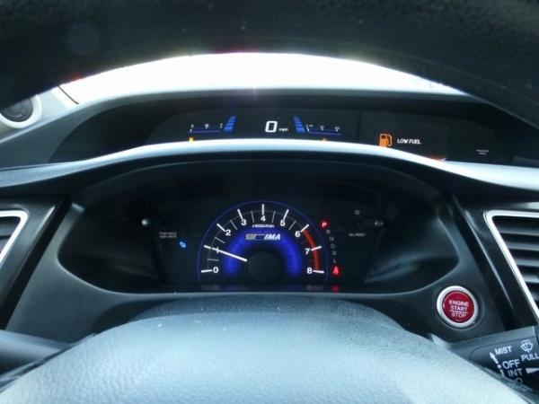 Honda Civic Hybrid 2015 $12900.00 incacar.com