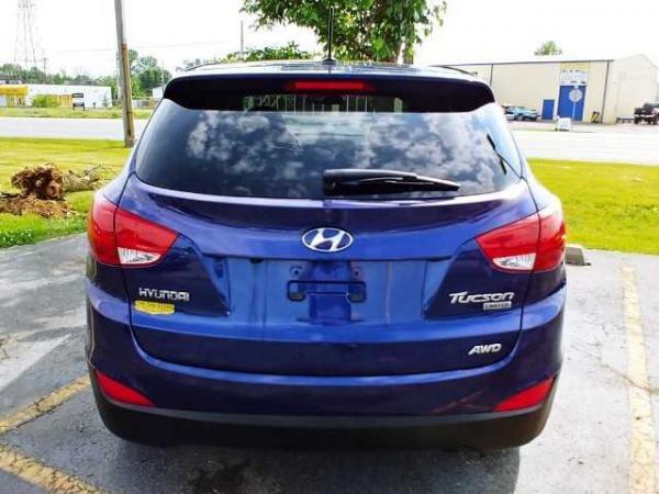 Hyundai Tucson 2010 $1599.00 incacar.com