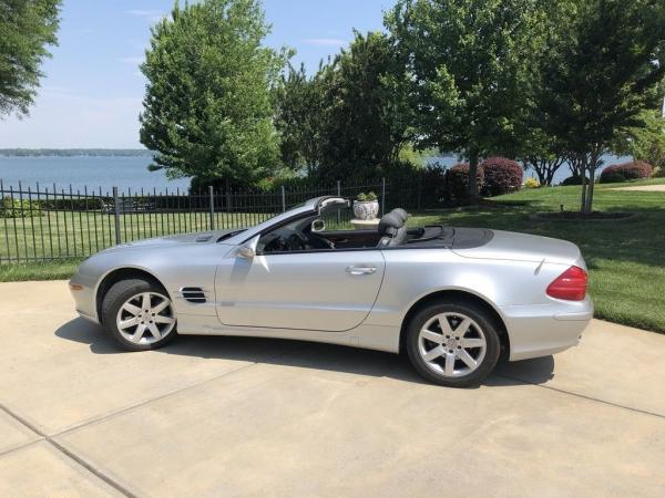 Mercedes-Benz SL-Class 2003 $11100.00 incacar.com