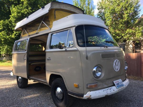 Volkswagen Bus/Vanagon 1970 $8350.00 incacar.com