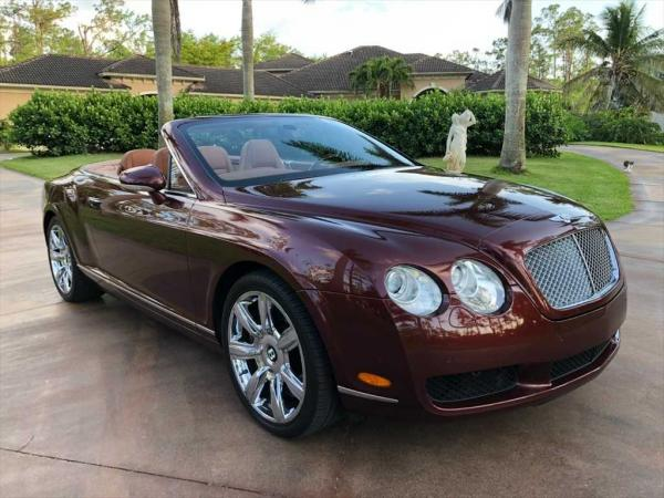 Bentley Continental 2008 $65900.00 incacar.com