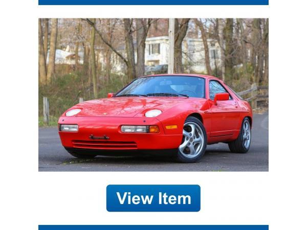 Porsche 928 1987 $24950.00 incacar.com
